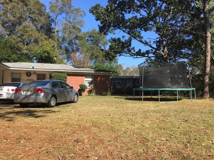 Common Lease Violations- Parking on the Lawn and Trampoline