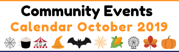 October Pensacola area events