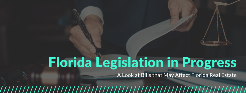 florida legislation real estate bills